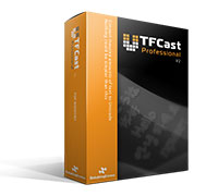 UTFCast Professional box